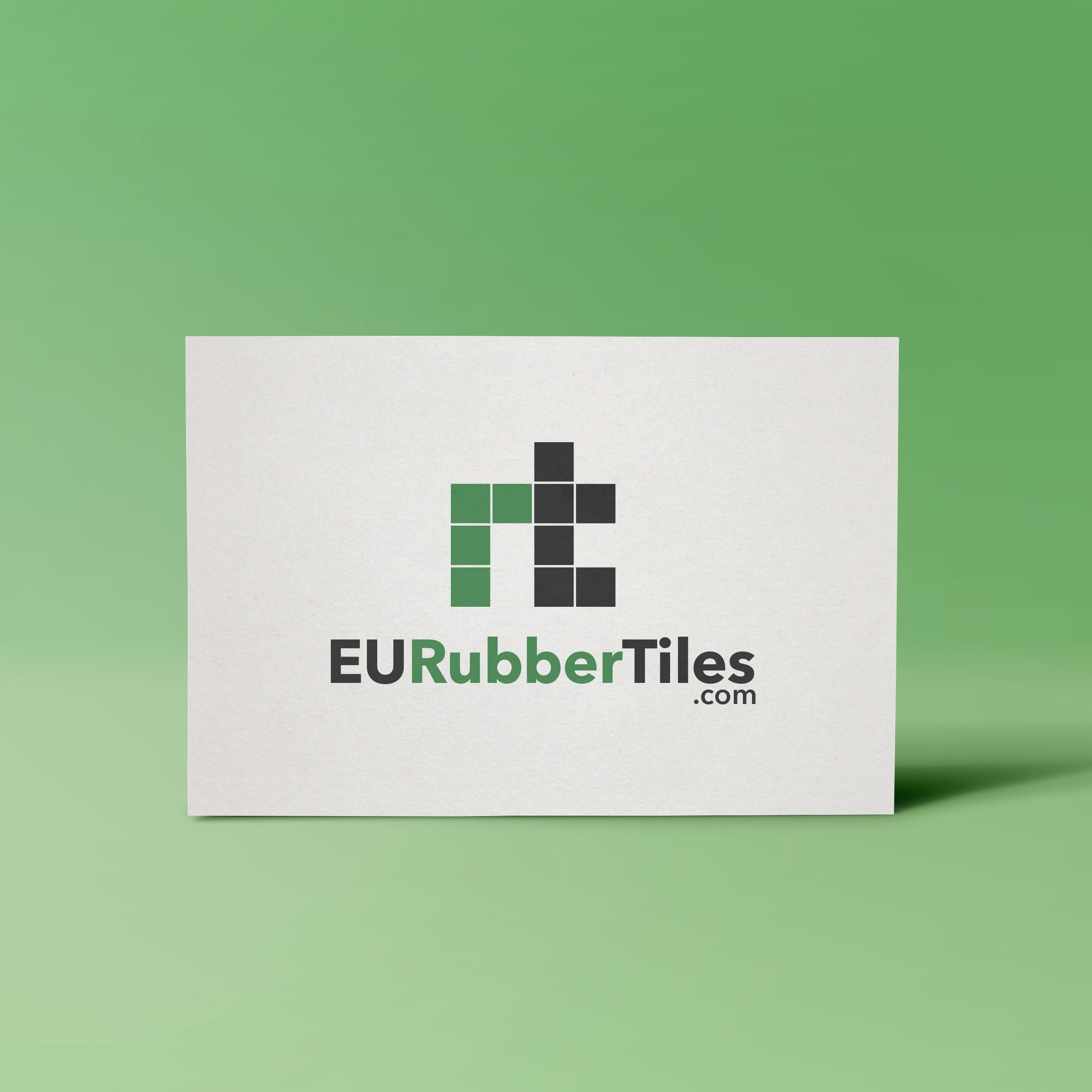 Logo Design for a Flooring company | IKOMS. Graphic deign
