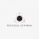 Plytelių Centras | Logo Design for Tile Retailer | IKOMS. Graphic Design